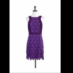 ° Ali Ro Purple Lace Dress °